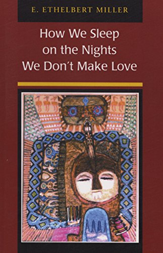 Cover of How We Sleep on the Nights We Don't Make Love