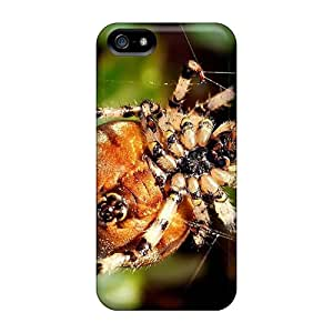 Awesome Case Cover/iphone 5/5s Defender Case Cover(wolf Spider)