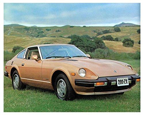 1978 Datsun 280ZX Automobile Photo Poster