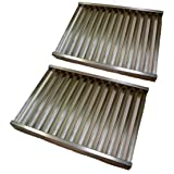 Tec Gas Grill Factory Replacement Cooking TWO Grates For Sterling II U0026 Patio  II