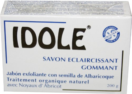 Amazon.com : Idole Lightening Exfoliating Soap 7 oz. : Facial Soaps : Beauty