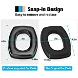 ProCase Gel Ear Pads for Howard Leight by Honeywell