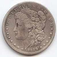 1889 CC Morgan Dollar Very Good Details