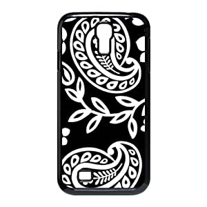 EVA Paisley Samsung Galaxy S4 I9500 Case,Snap-On Protector Hard Cover for Galaxy s4