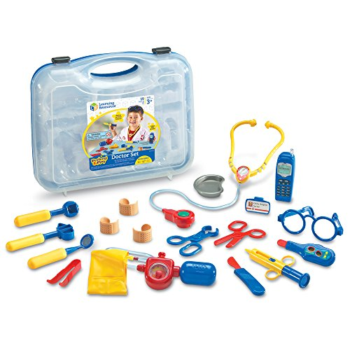 Pretend Play (Learning Resources Pretend & Play Doctor)