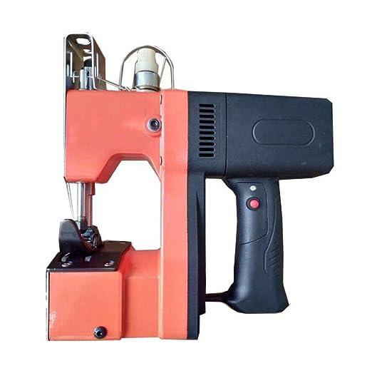 XGHW Máquina de Coser portátil empacadora eléctrica máquina ...