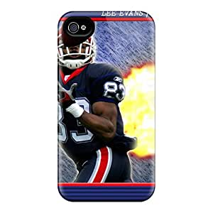 Durable Buffalo Bills Back Case/cover For Iphone 4/4s