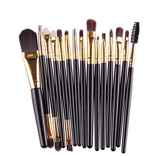 misaky-15-pcs-foundation-eyebrow-shadow-lip-brush-makeup-brushes-tool-15-black