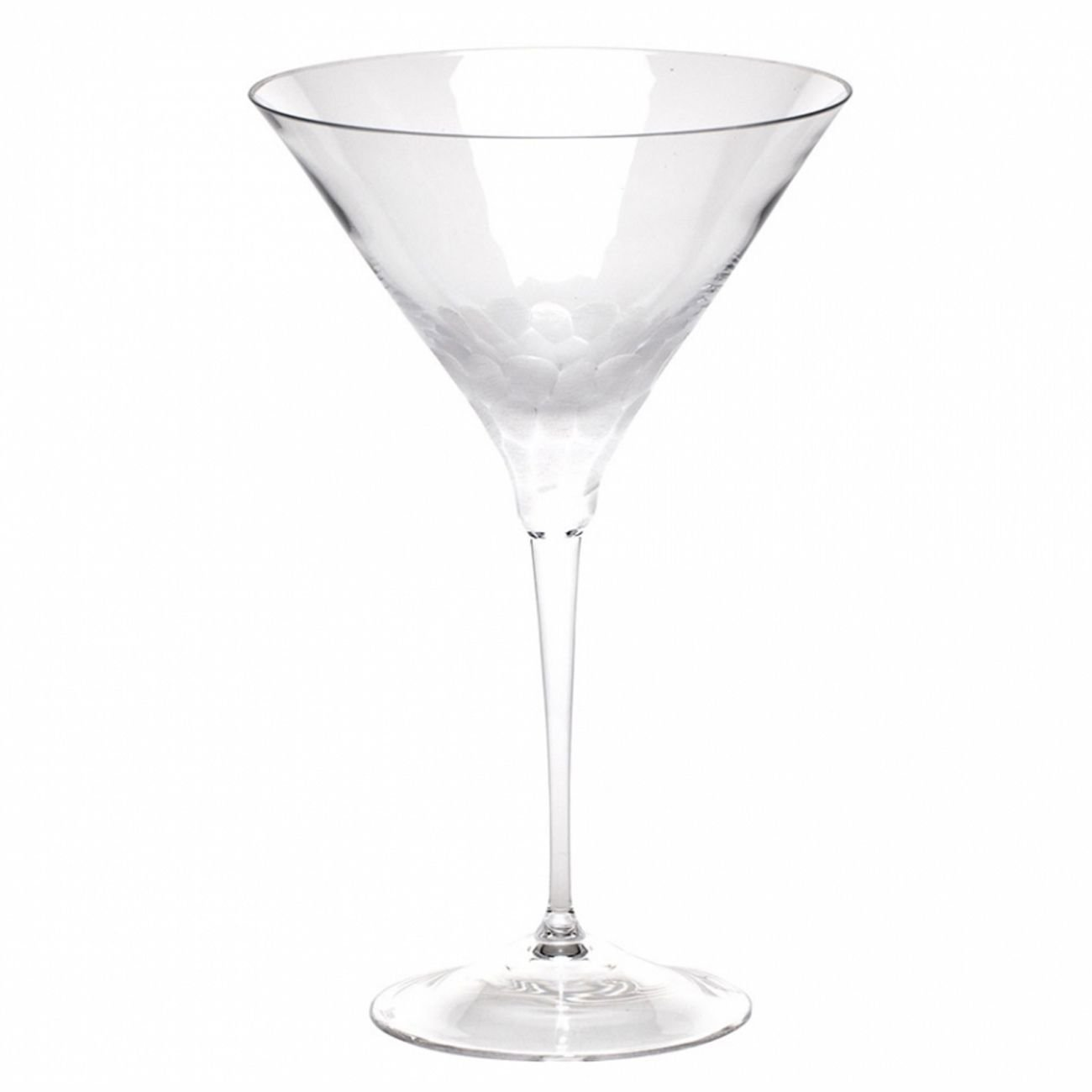 Moser Pebbles Martini, Clear by Moser (Image #1)