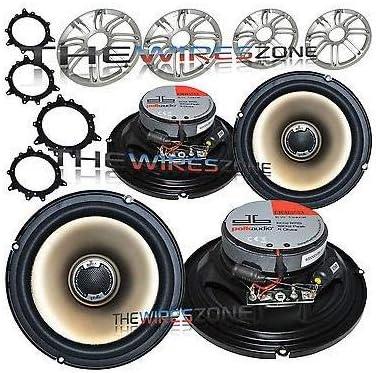 Polk Audio DB651 6.5-Inch Coaxial Speakers