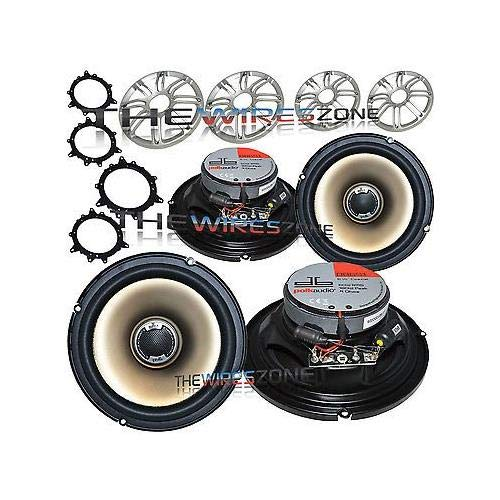 Polk Audio DB651 6.5' Car/Marine/Boat 360 Watts Coaxial Speaker (2 pairs)