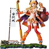 New Vision Toys Shirohime Quest: Kanazawa Jou PVC Figure (1:8 Scale)