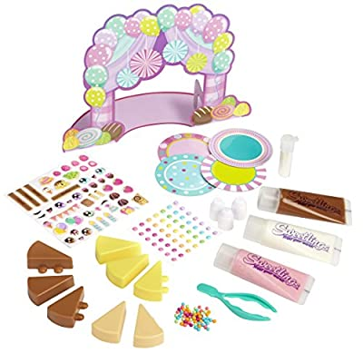 Alex DIY Sweetlings Party-Fetti Friends Craft Kits, Multicolor: Toys & Games