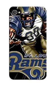 iphone covers Personalized Monogram Case For Iphone 6 plus - Nfl St. Louis Rams Football