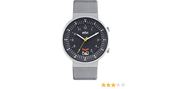 72dfb4223657 Braun BN 0087 - Reloj de cuarzo