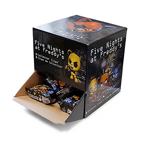 Amazon.com: Five Nights At Freddys Action Figure Hangers in Blind Bag: Kitchen & Dining