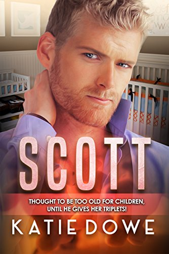 Scott: BWWM Triplets Pregnancy Romance (Members From Money Book ()