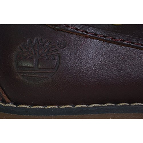 Timberland Infants, Childrens And Juniors Brown Boat Shoe 10 UK/28 Euro (Childrens)