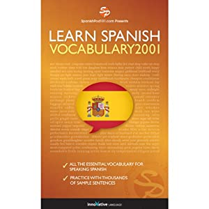 Learn Spanish - Word Power 2001 Audiobook