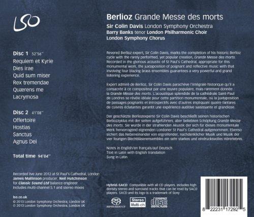 Berlioz: Grande Messe des morts by CD (Image #1)