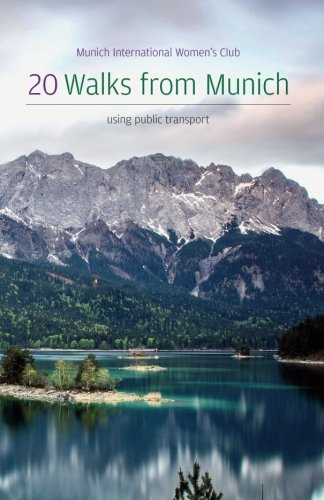 20 Walks from Munich: Using public transport