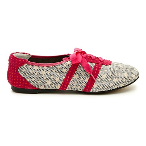 Cocorose Foldable Shoes - Trainers - Samples! Glow Stars & Pink JBo0Op9wj