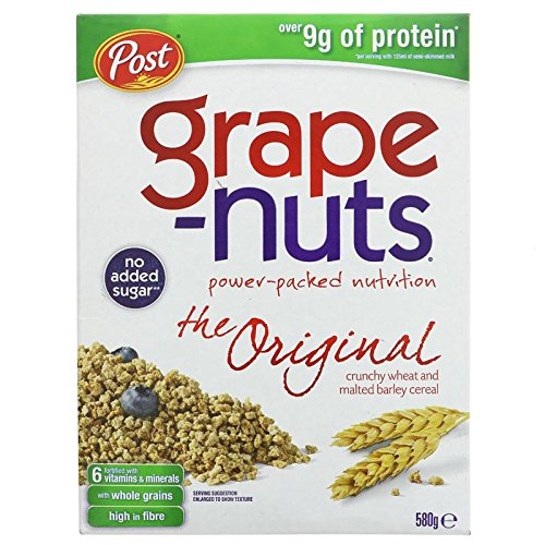 Post Grape-nuts Cereal, 20.5-ounce Boxes The Original