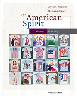From slavery to freedom a history of african americans 7th edition 2 the american spirit united states history as seen by contemporaries volume ii fandeluxe Image collections