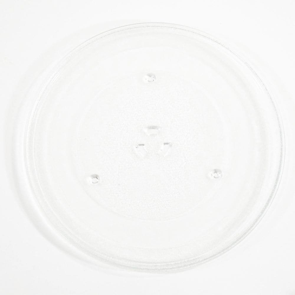 Whirlpool W10451786 Microwave Glass Turntable Tray Genuine Original Equipment Manufacturer (OEM) Part