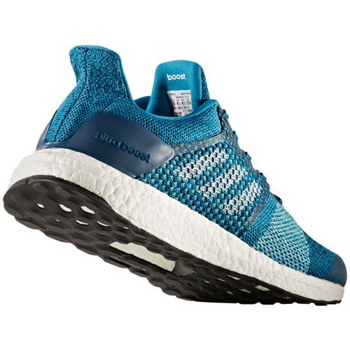 adidas Performance Mens Ultra Boost Street Running Shoe Mystery Petrol FQ1o9H