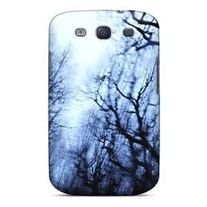[mNIIQnu3666LNqhd]premium Phone Case For Galaxy S3/ Wet Wood Tpu Case Cover