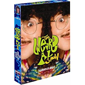 The Weird Al Show - The Complete Series movie
