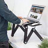 Desk York Laptop Table for Recliner/Bed/Sofa