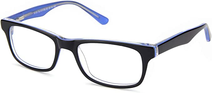 ZENOTTIC Blue Light Blocking Glasses for Kids Square Glasses Anti Blue Ray Computer Game Glasses