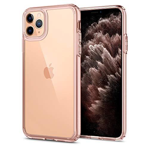 Spigen Ultra Hybrid Designed for iPhone 11 Pro Case (2019) - Rose Crystal