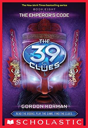 The 39 clues 8 the emperors code kindle edition by gordon print list price 1299 fandeluxe Image collections