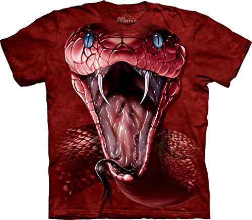 The Mountain Men's Mamba T-Shirt, Red, ()