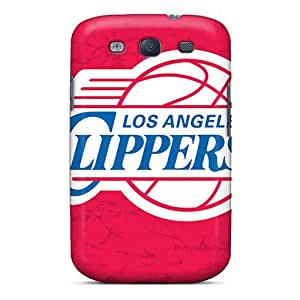 Perfect Hard Phone Covers For Samsung Galaxy S3 With Provide Private Custom Nice Los Angeles Clippers Pattern JasonPelletier