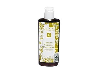 Eminence Mineral Cleansing Concentrate, 4 Ounce Enprani Super Aqua Capture Skin Care Special Set 2pcs