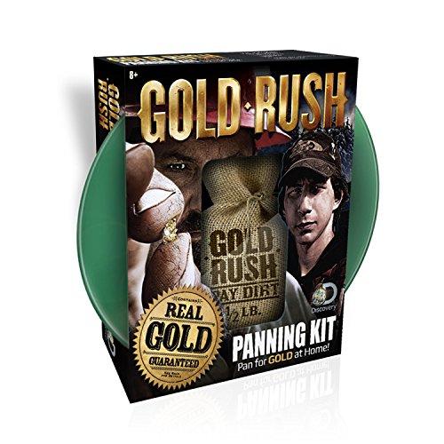 gold pan kit - 4