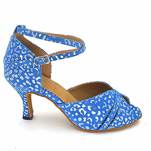 Ballo Blu Donna Misu Scarpe Da qH7a0