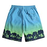 Men's Lightweight Quick Dry Island Party Graphic
