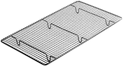letaowl K/ühlregal Nonstick Cooling Rack K/ühlgitter Backblech F/ür Keks//Cookie//Brot//Kuchen Backregal K/üche Geb/äck Werkzeuge