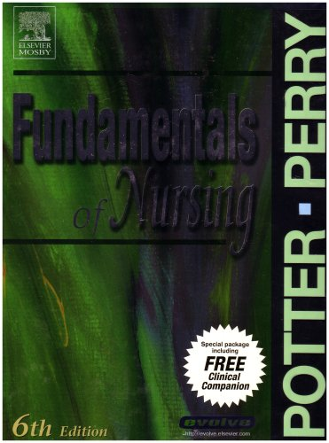 Fundamentals of Nursing - Text with FREE Clinical Companion Package, 6e