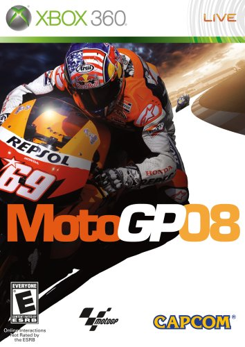 (MotoGP 08 - Xbox 360)