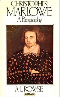 christopher marlowe short biography