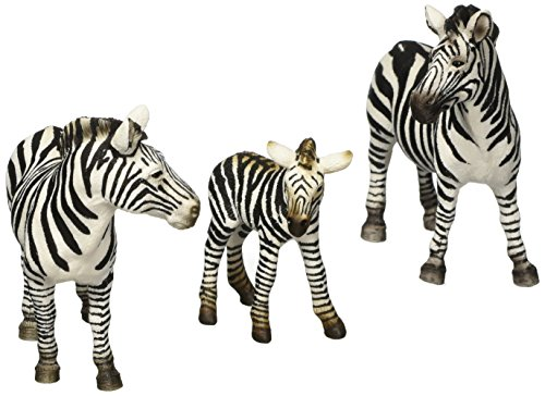 Schleich North America Zebra Family Set