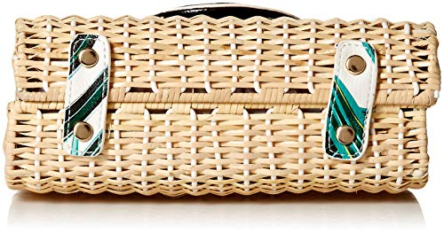 Wicker Print Bag Multi Johnson Palm Betsey womens Phone nTwUxqR