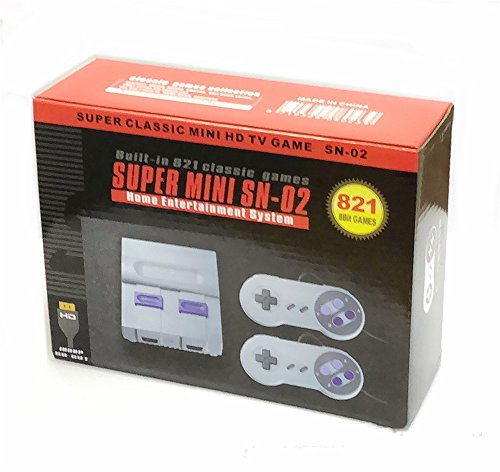 Video Games,HDMI Out Retro Classic Mini Console 821 Different Games Buit-in dual Gamepad