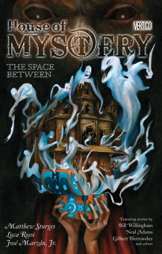 House of Mystery Vol. 3: The Space Between (Filme Halloween Tal 3)